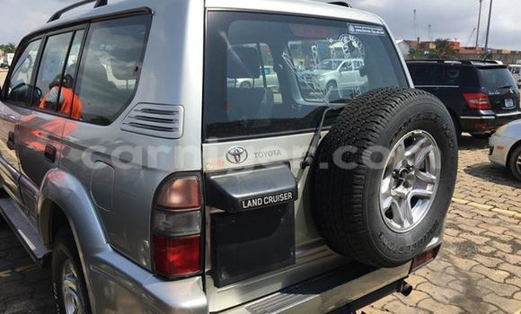Acheter Occasion Voiture Toyota Land Cruiser Prado Gris à Niamey, Niamey