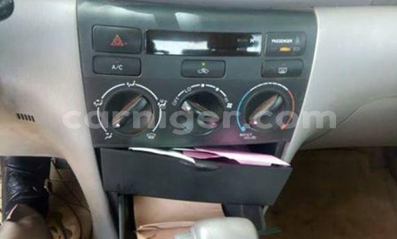 Acheter Occasion Voiture Toyota Corolla Gris à Niamey, Niamey