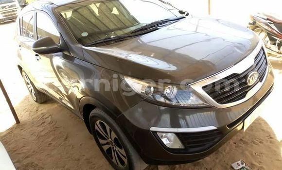 Acheter Occasion Voiture Kia Sportage Marron à Agadez, Agadez