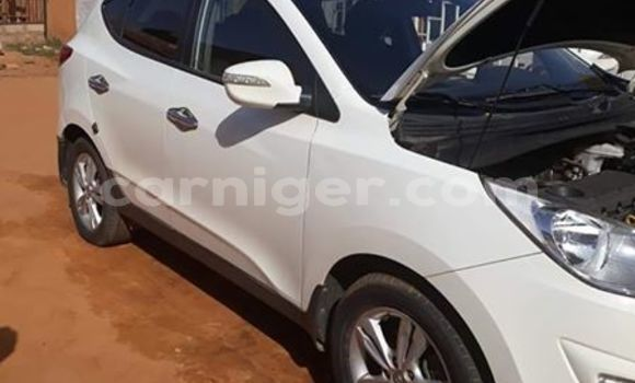 Acheter Occasion Voiture Hyundai Tucson Blanc à Niamey, Niamey