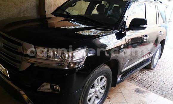 Acheter Occasion Voiture Toyota Land Cruiser Noir à Niamey, Niamey