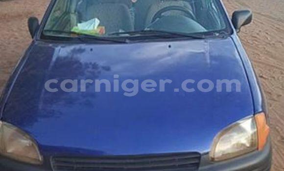 Acheter Occasion Voiture Toyota Starlet Bleu à Niamey, Niamey