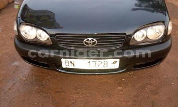 Acheter Occasion Voiture Toyota Corolla Noir à Niamey, Niamey