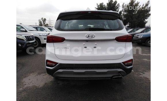 Acheter Importé Voiture Hyundai Santa Fe Blanc à Import - Dubai, Agadez