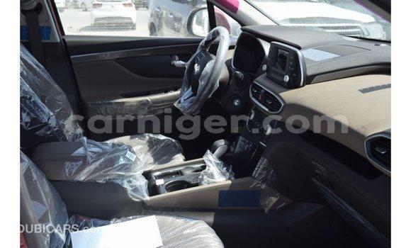 Acheter Importé Voiture Hyundai Santa Fe Rouge à Import - Dubai, Agadez