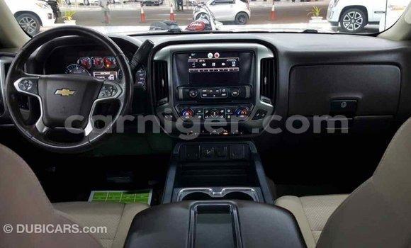 Acheter Importé Voiture Chevrolet Silverado Blanc à Import - Dubai, Agadez