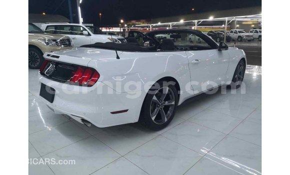Acheter Importé Voiture Ford Mustang Blanc à Import - Dubai, Agadez