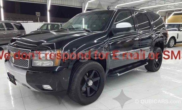 Acheter Importé Voiture Chevrolet Tahoe Noir à Import - Dubai, Agadez