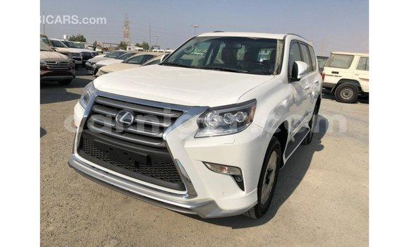 Acheter Importé Voiture Lexus GX Blanc à Import - Dubai, Agadez