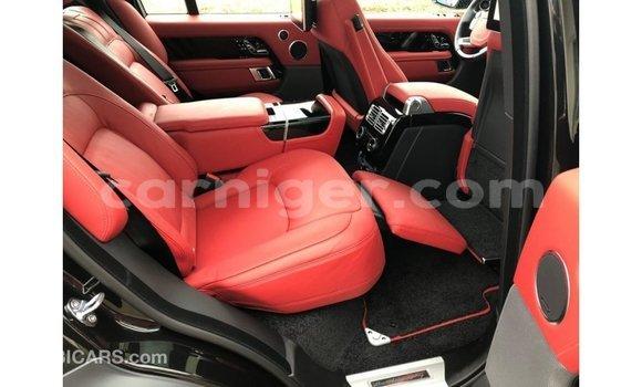 Acheter Importé Voiture Land Rover Range Rover Noir à Import - Dubai, Agadez