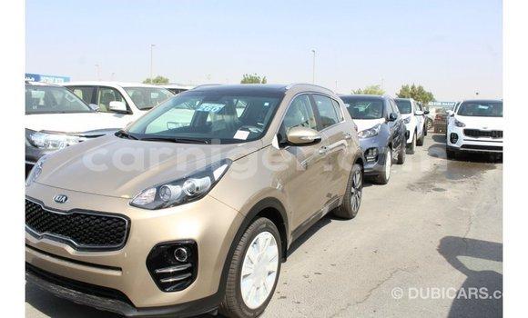 Acheter Importé Voiture Kia Sportage Noir à Import - Dubai, Agadez