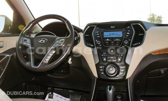 Acheter Importé Voiture Hyundai Santa Fe Marron à Import - Dubai, Agadez