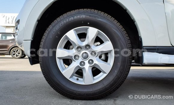 Acheter Importé Voiture Mitsubishi Pajero Blanc à Import - Dubai, Agadez