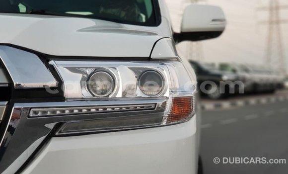 Acheter Importé Utilitaire Toyota Land Cruiser Blanc à Import - Dubai, Agadez