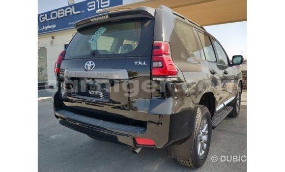 Acheter Importé Voiture Toyota Prado Noir à Import - Dubai, Agadez