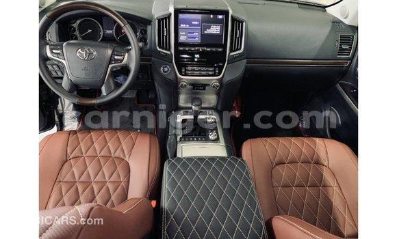 Acheter Importé Utilitaire Toyota Land Cruiser Noir à Import - Dubai, Agadez