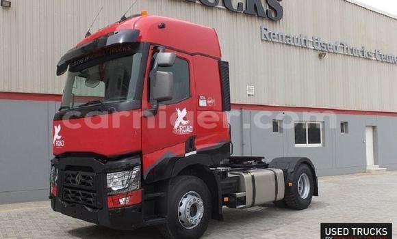 Acheter Occasion Utilitaire Renault TRM 10000 Rouge à Mayahi, Maradi