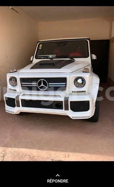 Big with watermark mercedes benz g klasse niamey niamey 6648