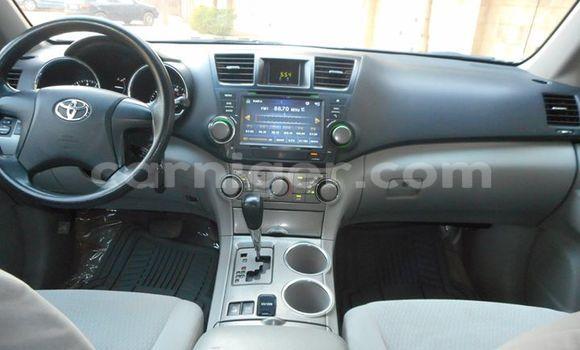Acheter Occasion Voiture Toyota Highlander Gris à Agadez, Agadez