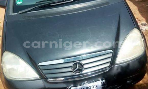 Acheter Occasion Voiture Mercedes Benz A-Class Noir à Agadez au Agadez