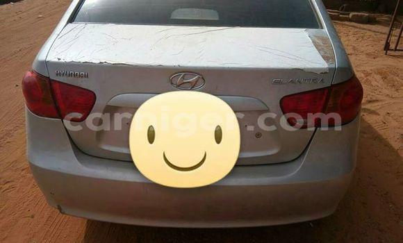 Acheter Occasion Voiture Hyundai Elantra Gris à Agadez au Agadez