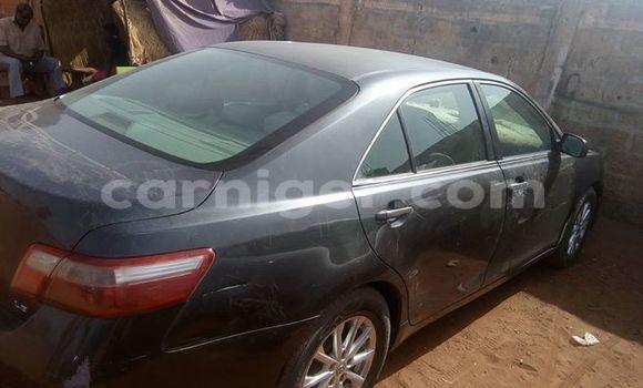Acheter Occasion Voiture Toyota Camry Noir à Agadez au Agadez