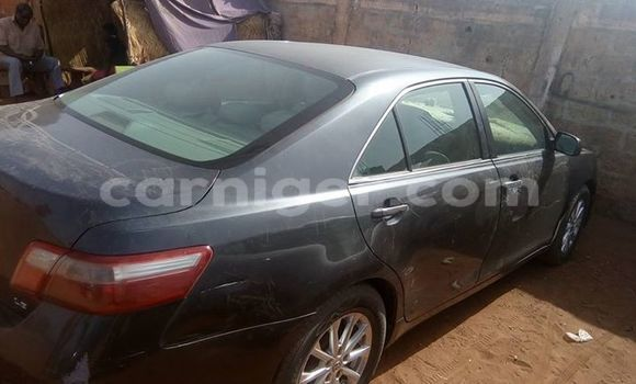 Acheter Occasion Voiture Toyota Camry Noir à Agadez, Agadez