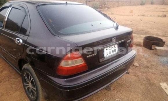 Acheter Occasion Voiture Honda Accord Noir à Agadez au Agadez