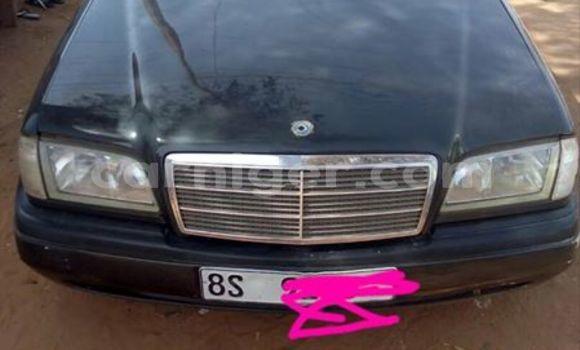 Acheter Occasion Voiture Mercedes Benz C-Class Noir à Agadez au Agadez