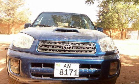 Acheter Occasion Voiture Toyota RAV4 Bleu à Agadez au Agadez