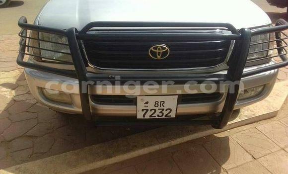 Acheter Occasion Voiture Toyota Land Cruiser Gris à Agadez au Agadez