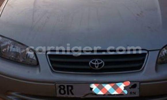 Acheter Occasion Voiture Toyota Camry Gris à Agadez au Agadez