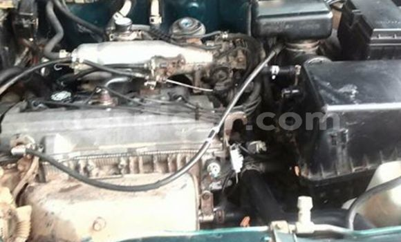 Acheter Occasion Voiture Toyota RAV4 Vert à Agadez au Agadez