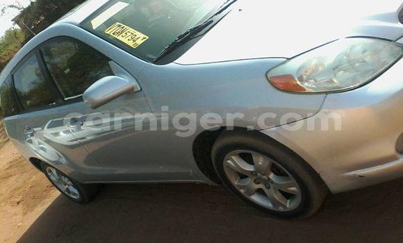 Acheter Occasion Voiture Toyota Matrix Gris à Agadez au Agadez
