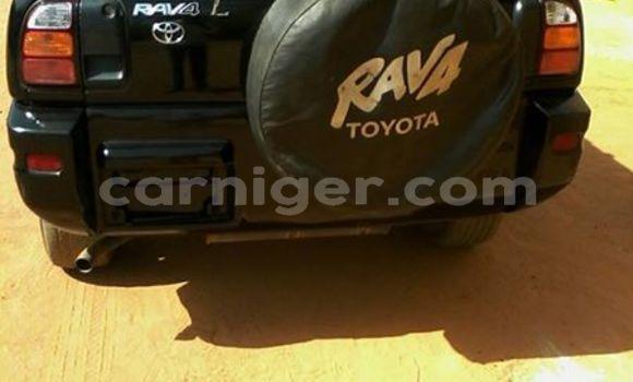 Acheter Occasion Voiture Toyota RAV4 Noir à Agadez au Agadez