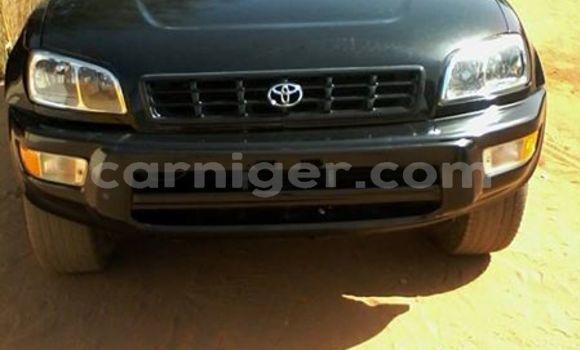 Acheter Occasion Voiture Toyota RAV4 Noir à Agadez, Agadez