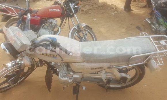 Acheter Neuf Moto Kasea 125 Blanc à Say au Tillaberi Region