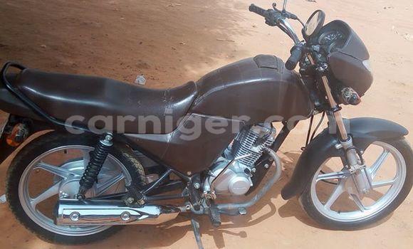 Acheter Occasion Moto Honda CG 125 Noir à Agadez, Agadez