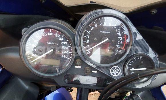 Acheter Occasion Moto Yamaha Fazer 600cc Bleu à Agadez au Agadez