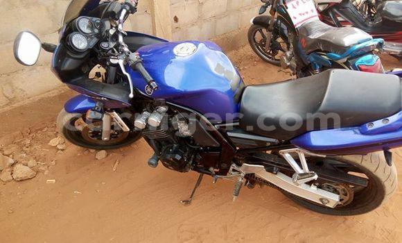 Acheter Occasion Moto Yamaha Fazer 600cc Bleu à Agadez, Agadez