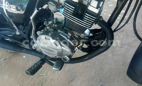 Acheter Occasion Moto Apsonic AP Noir à Agadez, Agadez