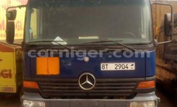 Acheter Occasion Utilitaire Mercedes‒Benz Truck Bleu à Niamey, Niamey