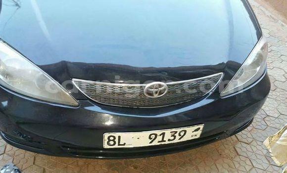 Acheter Occasion Voiture Toyota Camry Noir à Niamey au Niamey