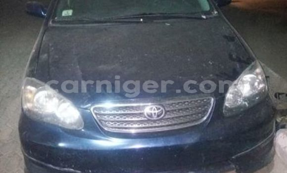 Acheter Occasion Voiture Toyota Corolla Autre à Zinder, Zinder