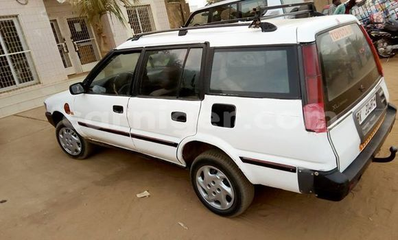 Acheter Occasion Voiture Toyota Tercel Blanc à Niamey au Niamey