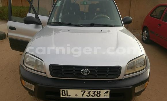 Acheter Occasion Voiture Toyota RAV4 Gris à Niamey, Niamey