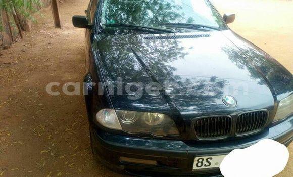 Acheter Occasion Voiture BMW 3-Series Bleu à Niamey au Niamey
