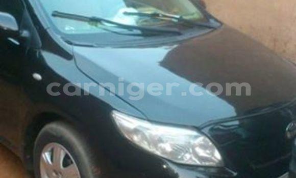 Acheter Occasion Voiture Toyota Corolla Vert à Niamey, Niamey