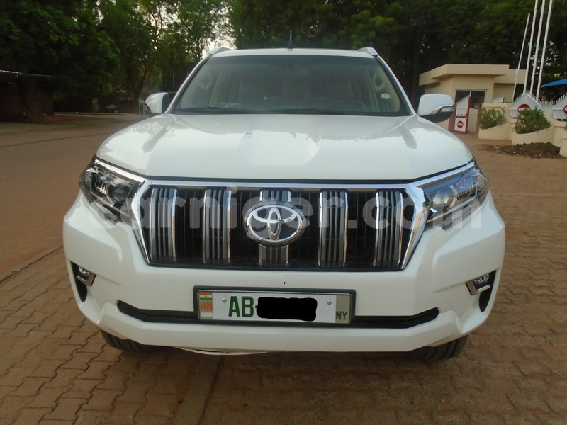 Big with watermark toyota prado niamey niamey 7637