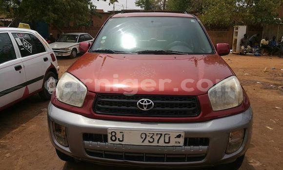 Acheter Occasion Voiture Toyota RAV4 Rouge à Niamey, Niamey
